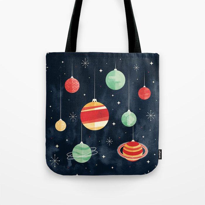 Joy to the Universe Tote Bag