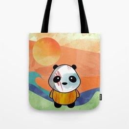 fu panda Tote Bag
