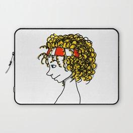 Poppy Popcorn   Veronica Nagorny Laptop Sleeve