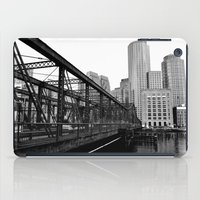 boston iPad Cases featuring Boston by Gold Street Photography