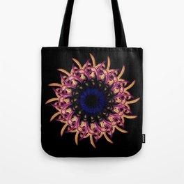 Mandala #107, Harmony Tote Bag