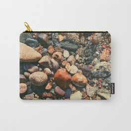Ocean Pebbles Carry-All Pouch