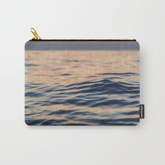 Calm Ocean Carry-All Pouch