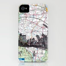 Illinois iPhone (4, 4s) Slim Case