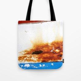 Leaned Tote Bag