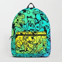Bluster of Bats Backpack