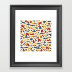 Free ZOO Framed Art Print