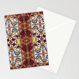 vitray garden Stationery Cards