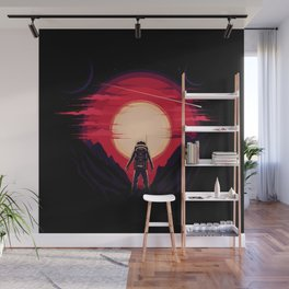Somewhere in Space Wall Mural