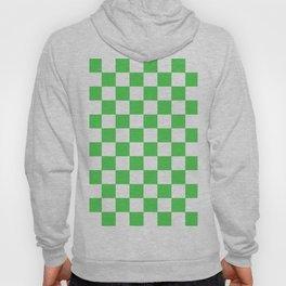 Checkered (Green & White Pattern) Hoody