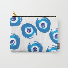 (un)evil eye Carry-All Pouch