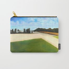 Landscape Series - Partly Cloudy Carry-All Pouch