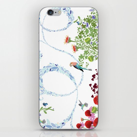 Meadow scene (full) iPhone & iPod Skin