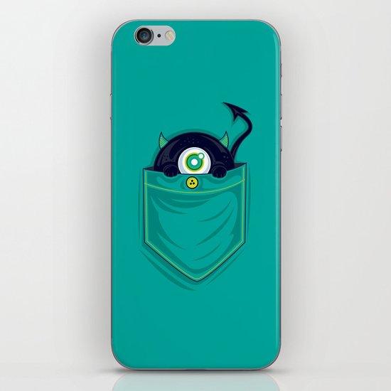 Pocket Monster iPhone & iPod Skin
