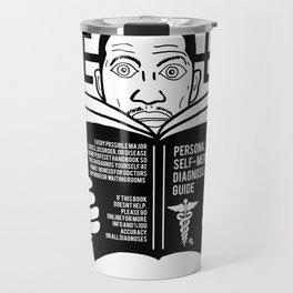 Self Medicator Travel Mug