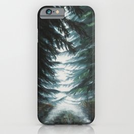 Right way iPhone Case