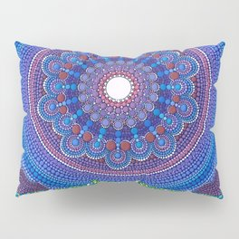 Jewel Moon Pillow Sham
