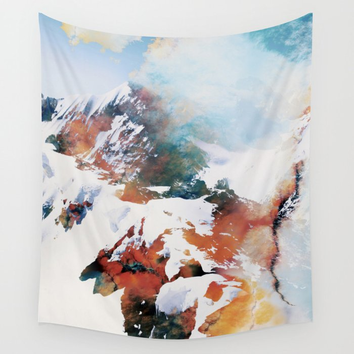 Mountain 2 Wall Tapestry
