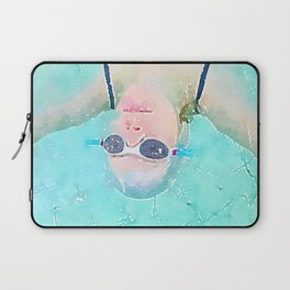 Carefree Summer Laptop Sleeve
