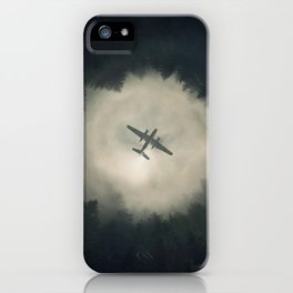 Way Out iPhone Case
