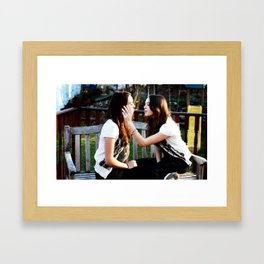 Concieted? Framed Art Print