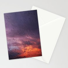 Weather Patterns #2 Stationery Cards