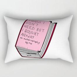 Pointless Things Rectangular Pillow