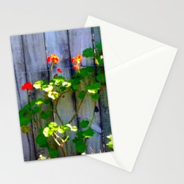 Blooming Sunday Stationery Cards