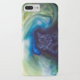 Galactic Birth iPhone Case