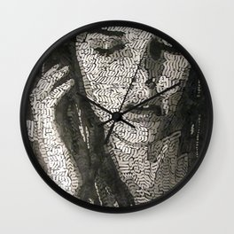 Listen to the sound Wall Clock