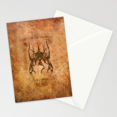 Zodiac:  Scorpio Stationery Cards