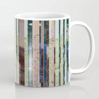 oregon Mugs featuring Oregon Oregon by Milo Violet