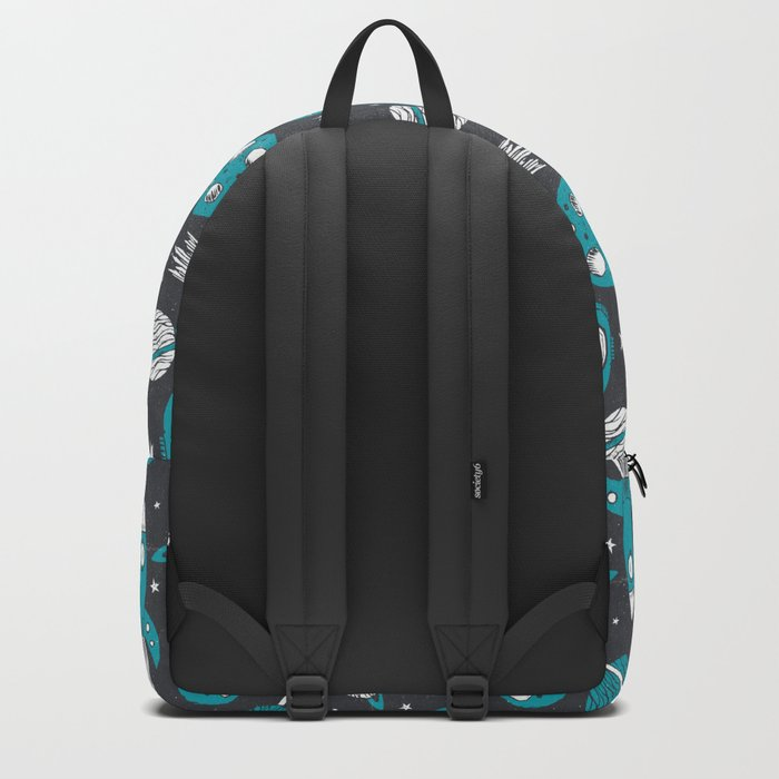 Space Age Backpack