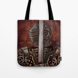 The Knotted Knight Tote Bag