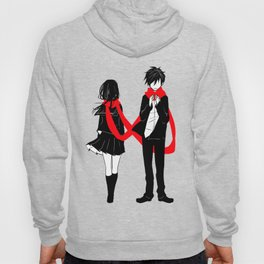 Red Scarf of Fate Hoody