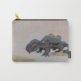 Spilled Beverage Monster Carry-All Pouch