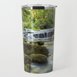Ledge Falls, No. 3 Travel Mug