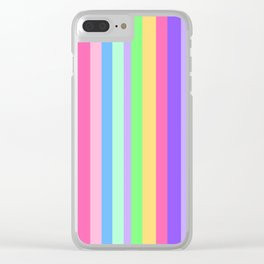 colours4. Clear iPhone Case