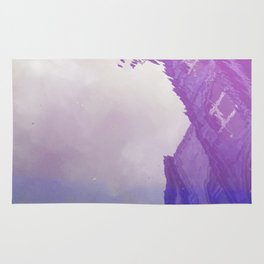 Curses: Purple Haze Rug