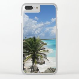 view to Heven Clear iPhone Case