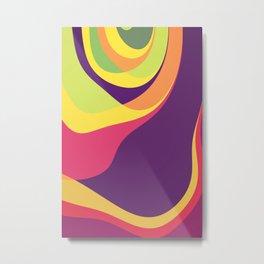 Cosmic Laugther Metal Print