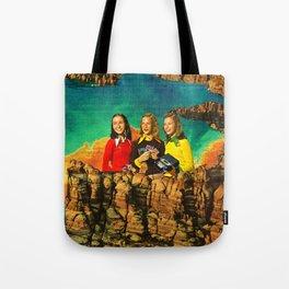 Flashback Tote Bag