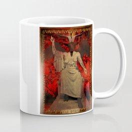 Baphomet Tarot Coffee Mug