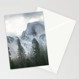 Majestic Mountain Stationery Cards