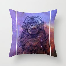 Apex-XIII: Mission II Throw Pillow