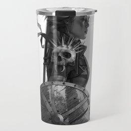 Warrior 6 Travel Mug