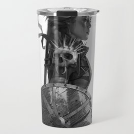 Warrior 6 Travel Mug