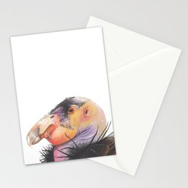 California Condor Stationery Cards