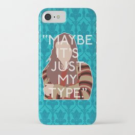 The Empty Hearse - Molly Hooper iPhone Case