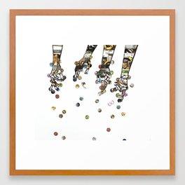 Generosity Framed Art Print